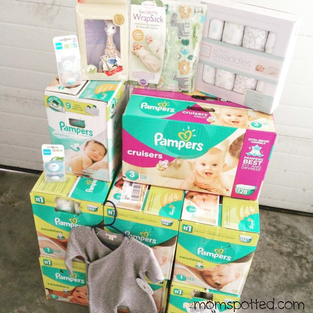 Pampers Gift #BetterForBaby