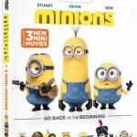 MINIONS *NOW* Available on Digital HD & Blu-ray & DVD