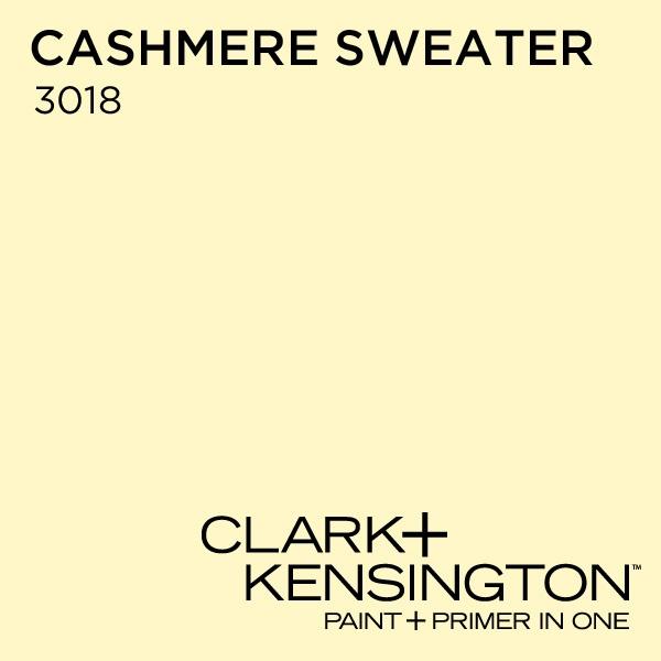 3018 Cashemere Sweater Clark + Kensington
