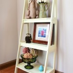 Spring Bookshelf DIY Home Decor Project with Ace Hardware #31DaysOfColor