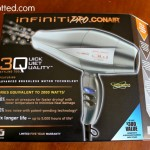 Conair Ionic Hair Dryer – Infiniti Pro Q3 Quick, Quiet & Quality