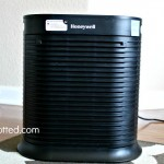 Reduce Your Spring Allergies With Honeywell Air Purifiers {+ Giveaway!}