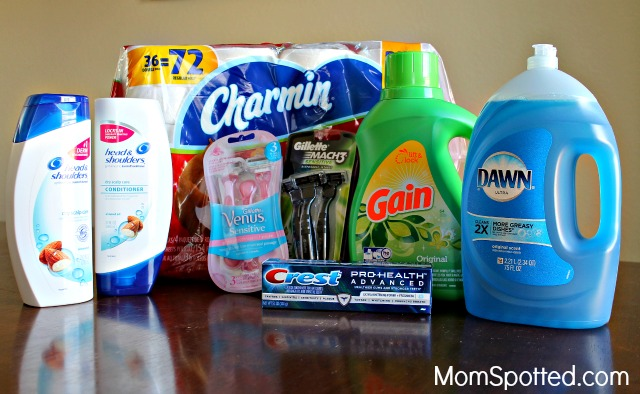 Stock Up And Save On Household Essentials This Spring At Walmart
