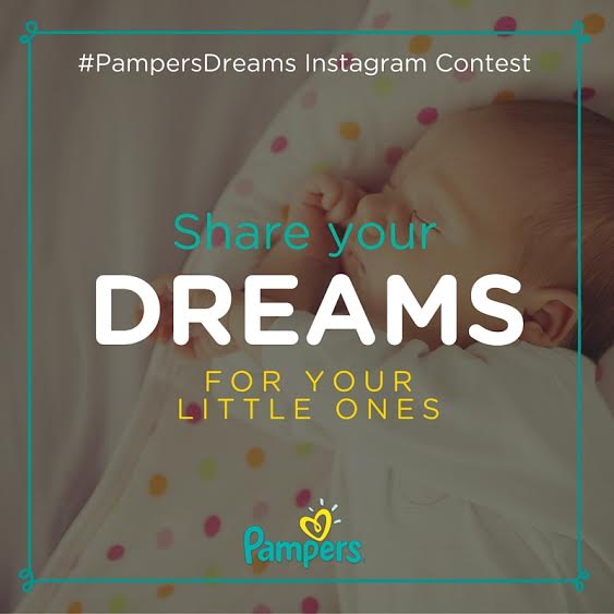 Pampers Instagram Contest
