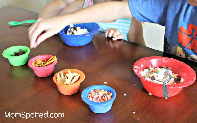 Cool Off This Summer With Ice Cream {Ice Cream In A Bag Recipe & Curious Chef Giveaway}