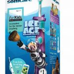 Help Your Kids Keep Their Smiles Healthy With Philips Sonicare For Kids Ice Age Power Toothbrush