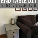 End Table DIY Remodel with Amy Howard At Home