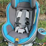 Chicco NextFit ZipAir Convertible Car Seat Keeps Kids Clean and Cool {Plus, Giveaway}