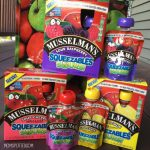 Snack Healthy With Musselman's Squeezables Sours #SqueezablesSours