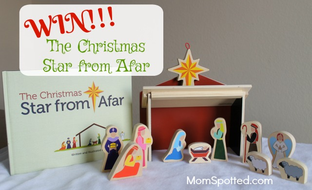 Teach The True Meaning Of Christmas With The Christmas Star From Afar