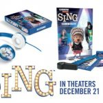 SING In Theaters December 21st & SING Fandango Prize Pack Giveaway