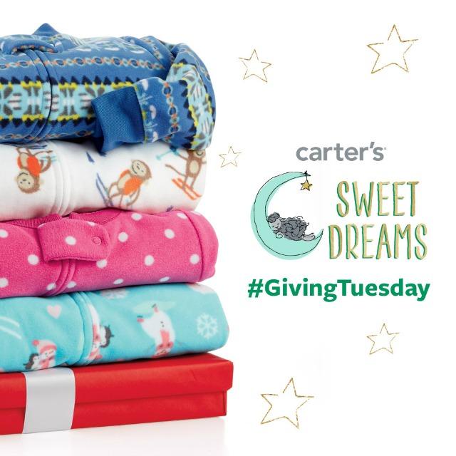 Carters pajamas Sweet Dreams