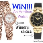 Armitron Watches has Gift Ideas for Him & Her (& Giveaway!)