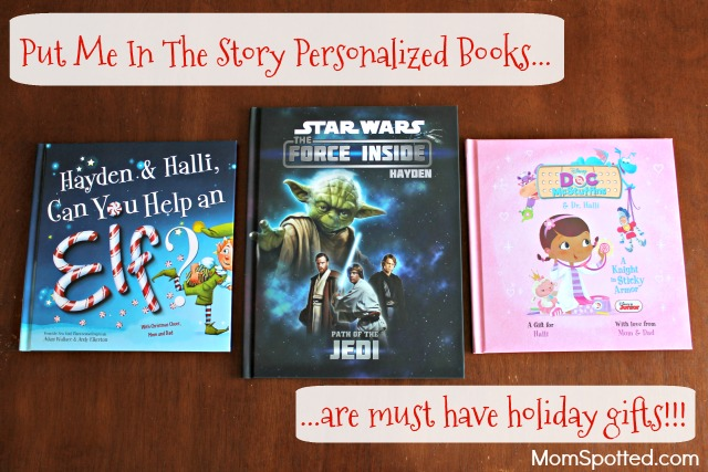 Creating a personalized children's book is easy with Put Me In the Story. In just a few simple steps you can make your child the star of our bestselling personalized books.