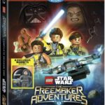 Lego Star Wars: Freemaker Adventures Season One NOW On Blu-ray