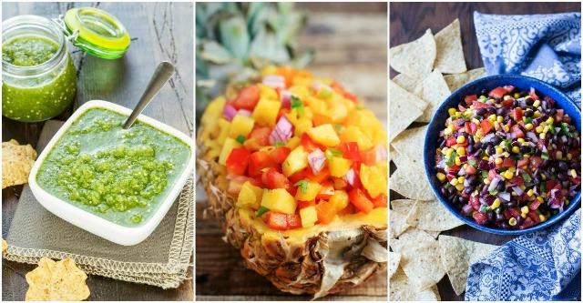 20 Easy Homemade Salsa Recipes