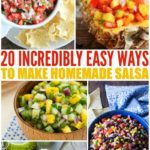 20 Easy Homemade Salsa Recipes