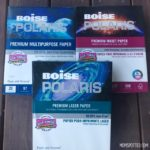 Use Boise POLARIS Premium Paper To Get The Best For Your Projects {& $25 Office Depot Gift Card Giveaway!}