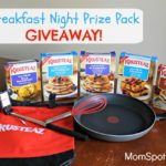 Celebrate National Hot Breakfast Month With Krusteaz & Giveaway