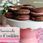 Easy Valentine's Day Treat: Homemade Oreo Cookies Recipe