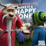 Rock Dog In Theaters February 24th {Plus, Visa Gift Card Giveaway!}
