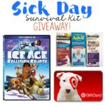 My Sick Just Got Real™ Sick Day Survival Kit With Pfizer Pediatric & Giveaway