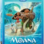 Disney's Moana *NOW* On Digital HD and Blu-ray