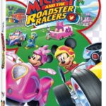 Disney's Mickey and The Roadster Racers is *NOW* on DVD