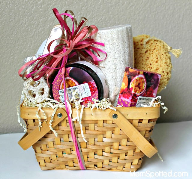Give mom a basket full of all her favorites at gourmet gift baskets gourmet gift baskets are such high quality and full of so many great products i received the classic spa gift basket and it is the perfect way to give mom negle Images