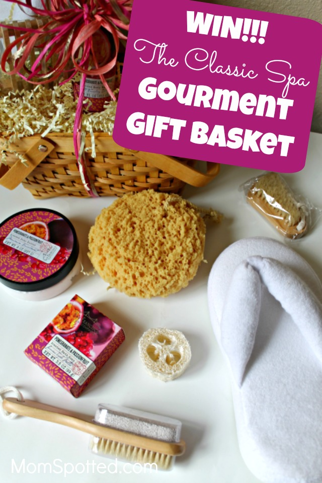 Give Mom A Basket Full Of All Her Favorites At Gourmet Gift Baskets Giveaway