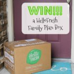 Make Dinnertime Simple and Delicious with HelloFresh {Coupon Code & Giveaway!}