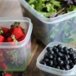 Keep Produce Fresher, Longer with Rubbermaid FreshWorks Produce Saver