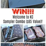 Give Dad The Best Father's Day With Kansas City Steak Co {Plus Discount Code & Giveaway!}