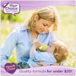 Make The Most of Baby's Feedings With Parent's Choice® Baby Formula