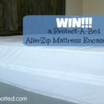 Allergen Proof Your Mattress With Protect-A-Bed AllerZip {& Giveaway!}