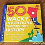 "The Perfect Summer Reading Book: ""50 Wacky Inventions Throughout History"" {& Giveaway}"