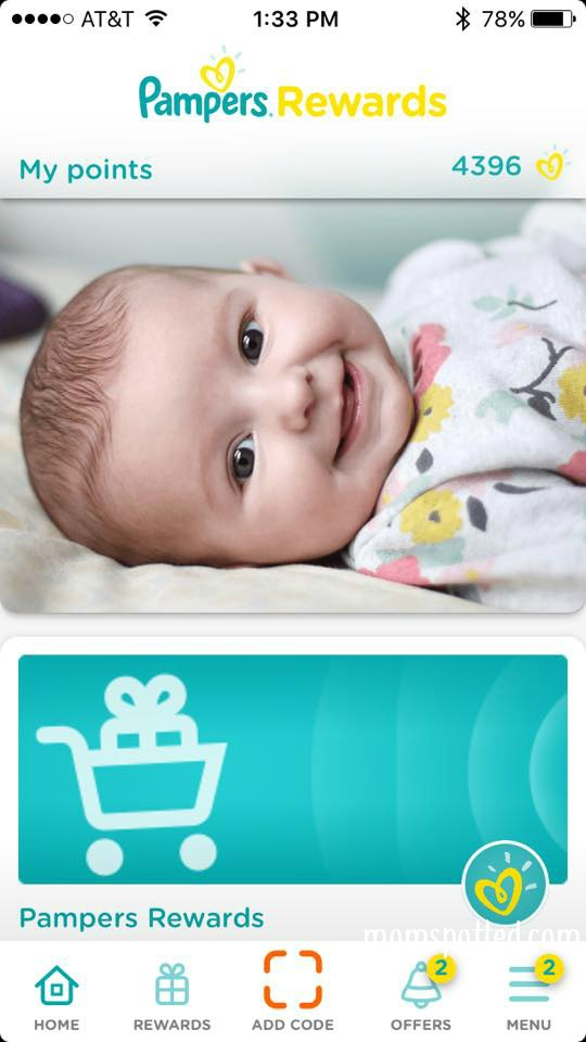 Pampers Rewards are Back and Better Than Ever!