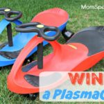 Get Your Kids Outside Racing & Riding On PlasmaCars {& Giveaway!}