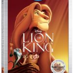Disney's The Lion King *Now* on Digital HD and on Blu-ray Aug. 29th