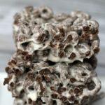 Marshmallow Oreo Squares Dessert