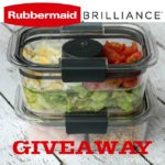 Packed Lunch Mastered (Plus, Rubbermaid BRILLIANCE Snack & Salad Set Giveaway)