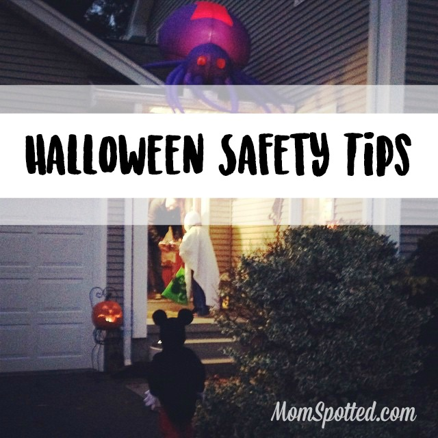 Halloween Safety Tips Mom Spotted