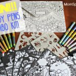 Blendy Pens Make Coloring Extra Creative With A Twist {& Giveaway!}
