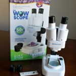 My First Lab WOW Microscope & Smartphone Inspector For Your Scientist {& Giveaway!}