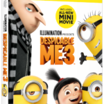 Despicable Me 3 Is **NOW** Available on Blu-ray, DVD and On Demand!