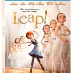 Lionsgate Leap! is NOW on Blu-ray, DVD, and Digital HD