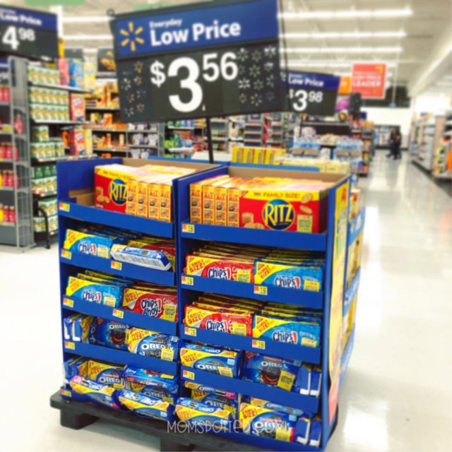 "Shop For Your Family's Favorite Snacks At Walmart & Play ""Collect to Win!"""