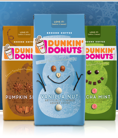 Dunkin' Donuts Has Holiday Flavors Now Available! - Mom ...