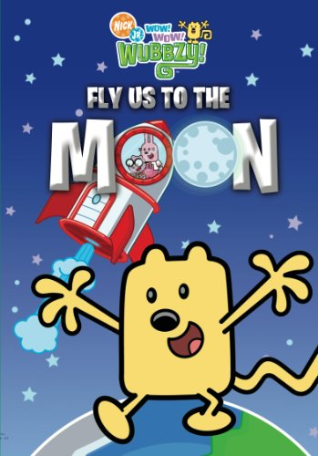 Wow Wow Wubbzy Fly Us To The Moon Dvd Review
