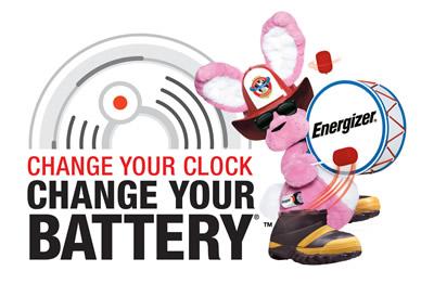energizer bunny clock